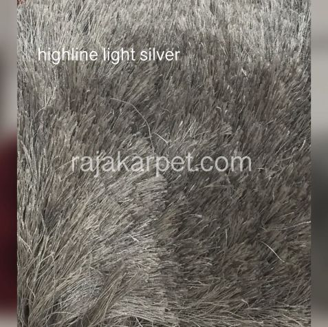 Karpet Bulu Highline 19 highline_light_silver