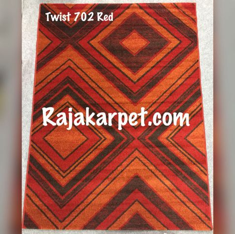 Karpet Permadani TWIST 5 twist_702_red