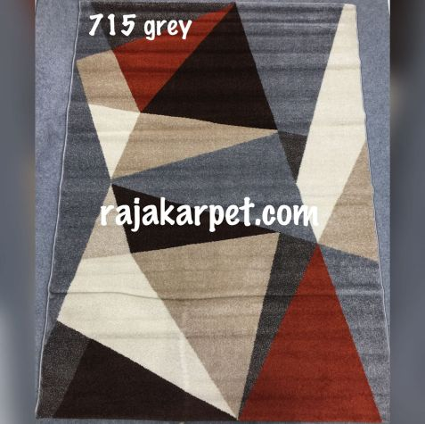 Karpet Permadani TWIST 9 twist_715_grey